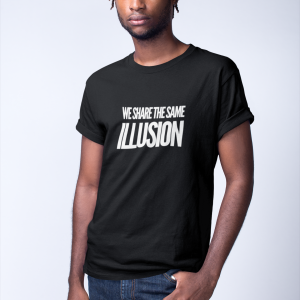 illusion t shirt