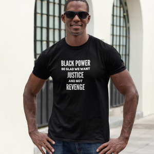 black power tshirt